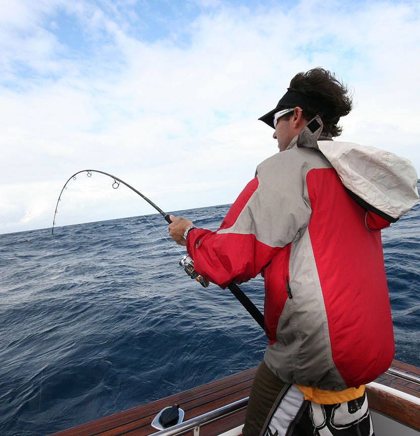 Shop Our Deep Sea Fishing Range