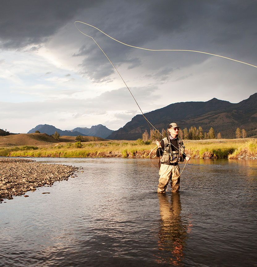 Shop Our Fly Fishing Range