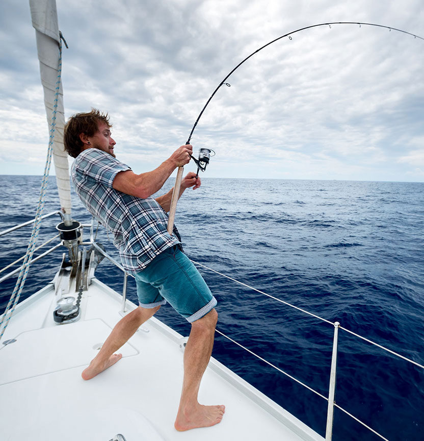 Shop Our Saltwater Fishing Range