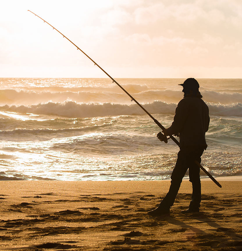 Shop Our Shore Fishing Range