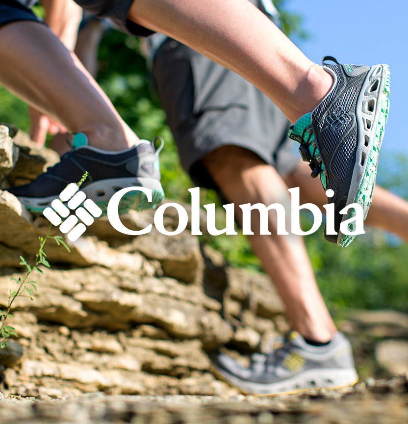 Shop The Columbia Range