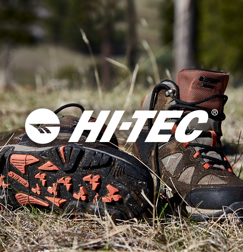 Shop The Hi-Tec Range
