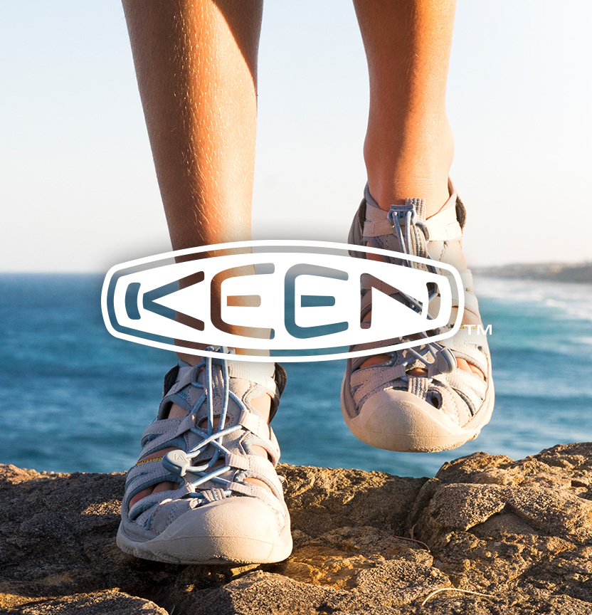 Shop The Keen Range