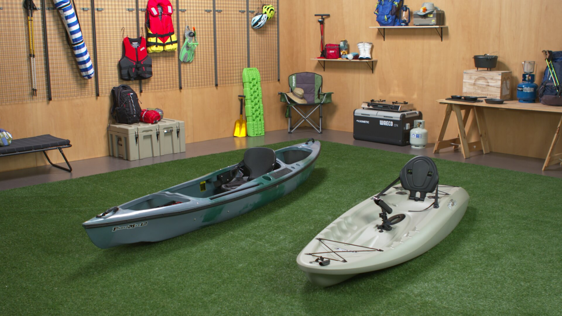 How To Choose A Kayak - Fishing Kayak