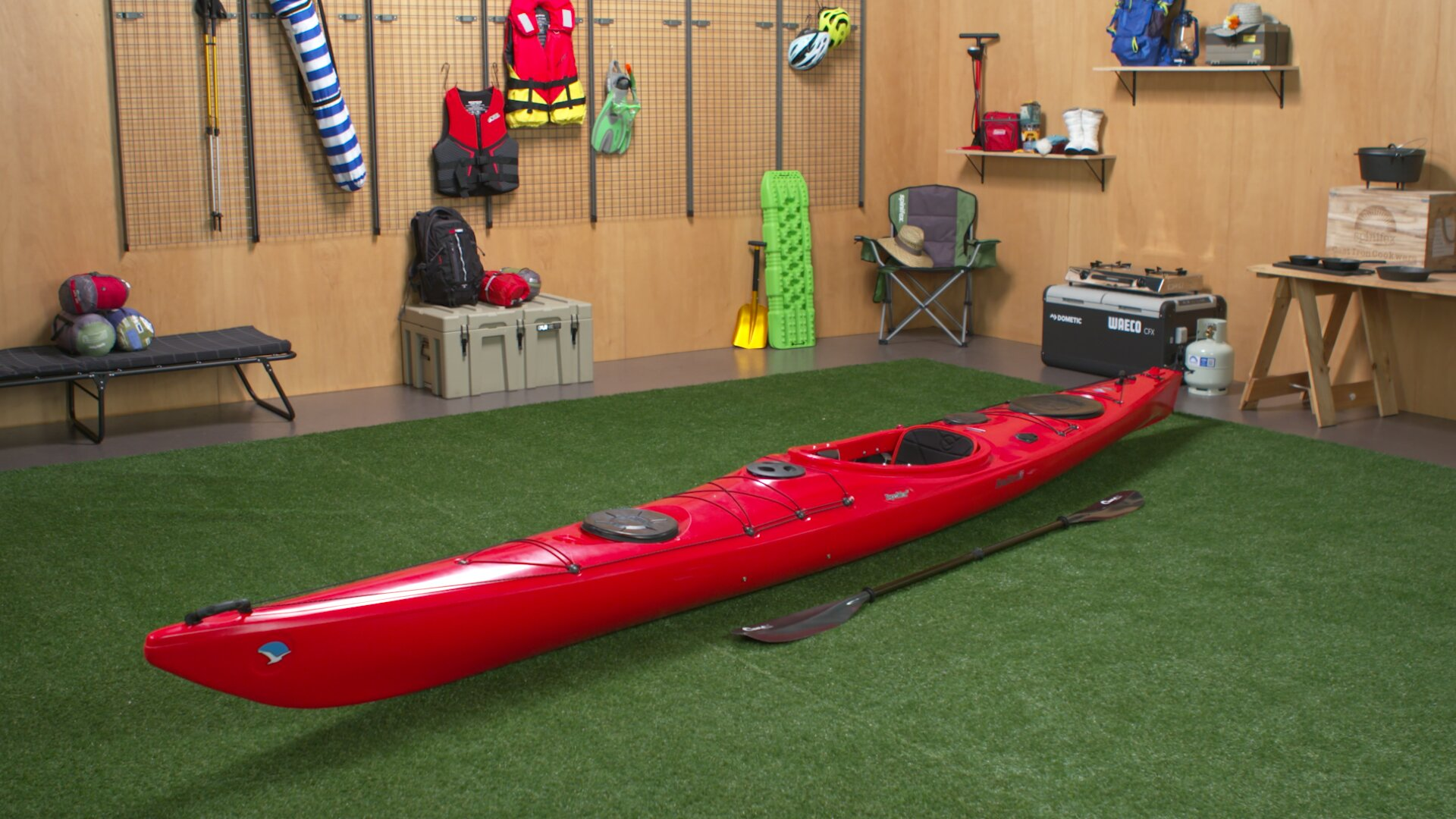 How To Choose A Kayak - Kayak Paddles