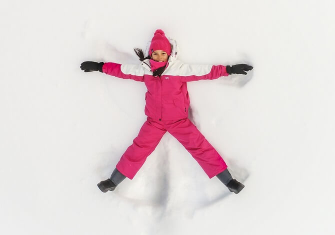 Kids first trip to the snow - keep these tips in mind