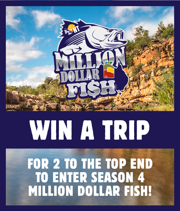 Million Dollar Fish Competition 2018