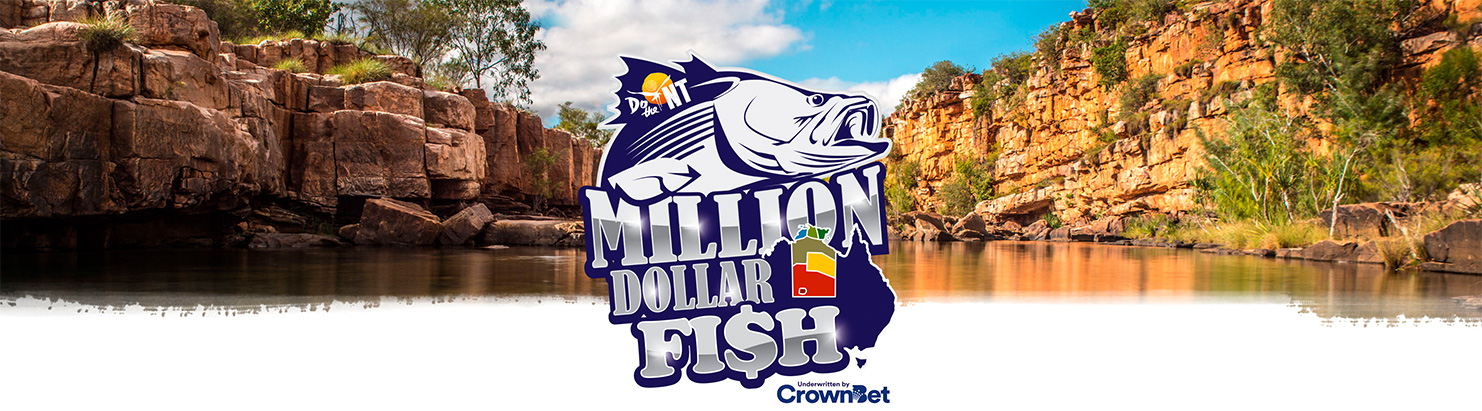 Enter Our Million Dollar Fish Competition For Your Chance To WIN