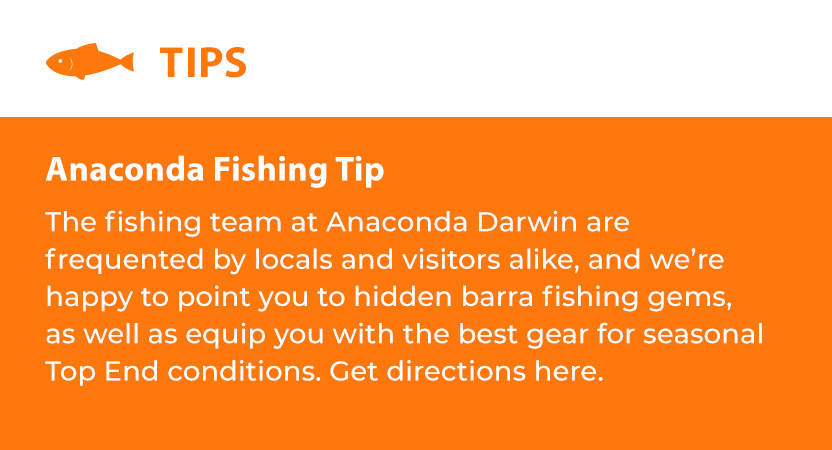 How To Fish Barra