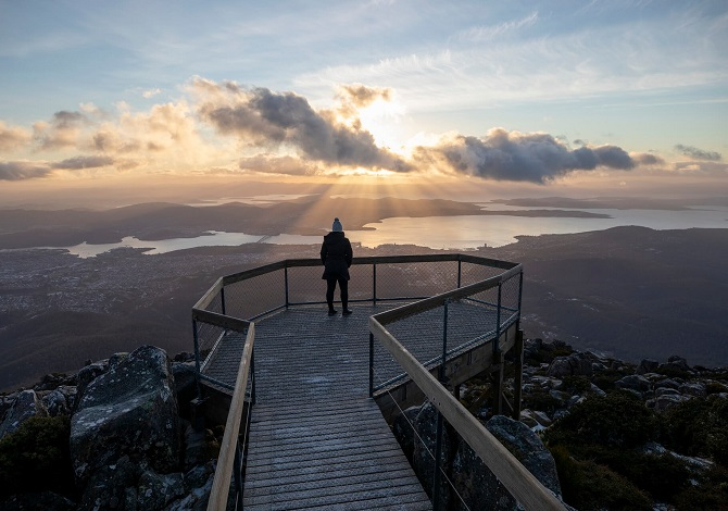 Weekend Getaways - Our top day trips in Tasmania