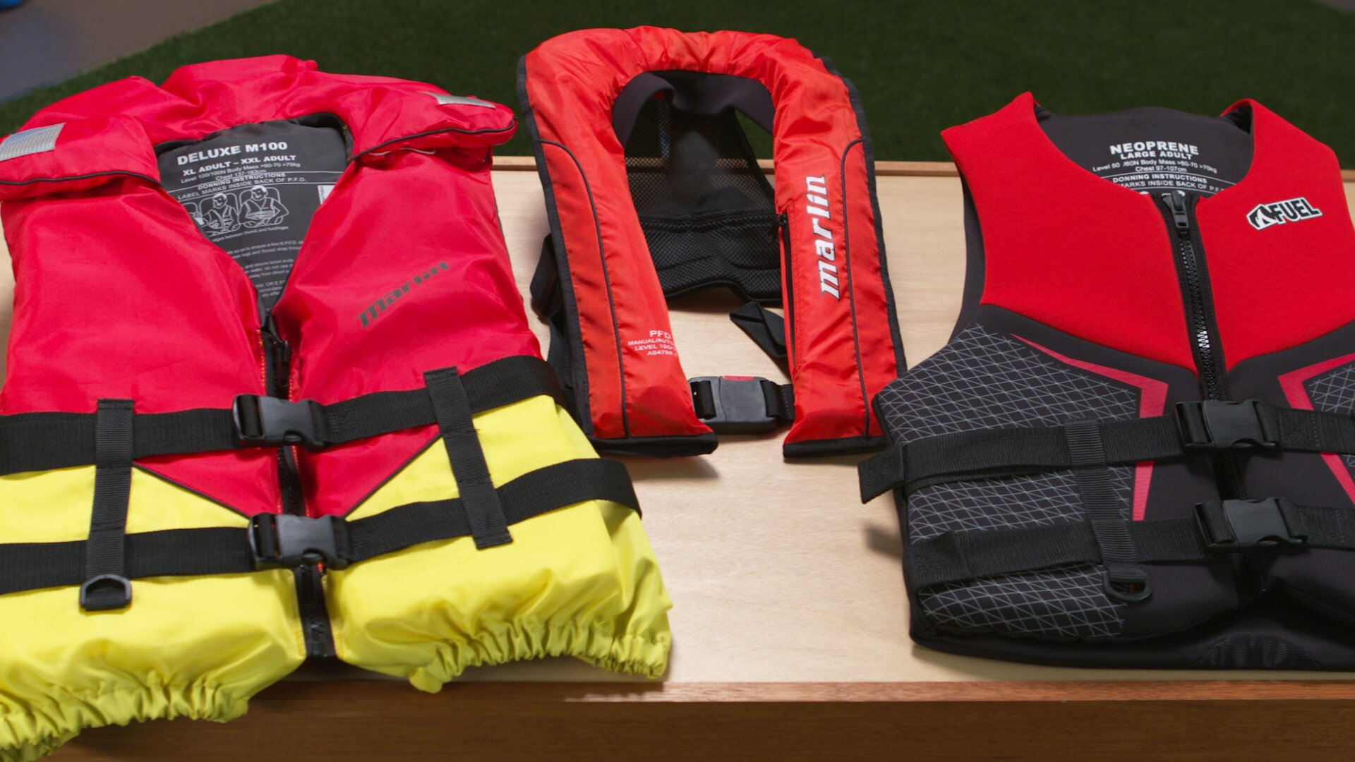 How To Choose A Personal Flotation Device