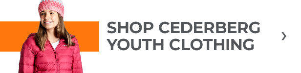 Shop Cederberg Youth Clothing
