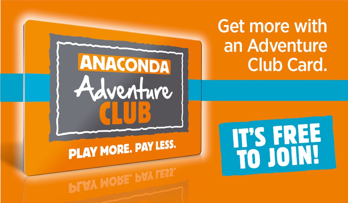 Become An Adventure Club Member