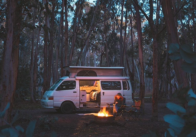 Top five Easter camping locations around Adelaide