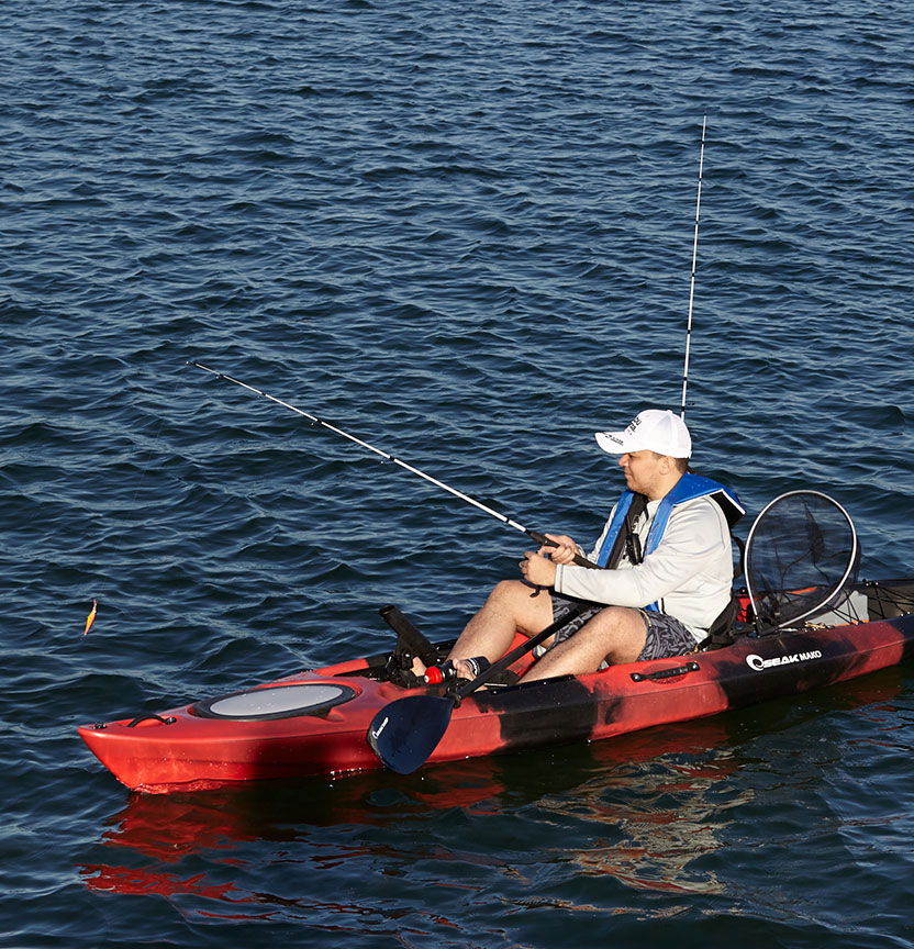Shop Our Fishing Kayaking Range