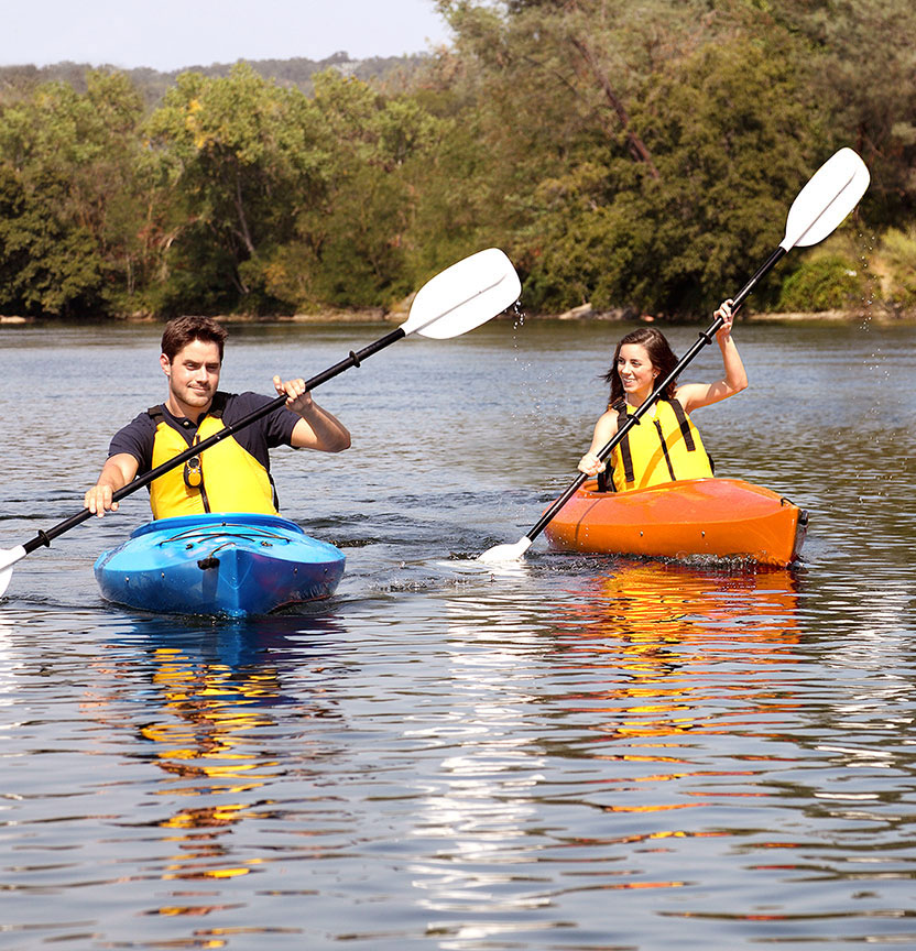 Shop Our Lake Kayaking Range
